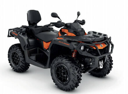 Can-Am Outlander MAX 1000 XT-P T 2021