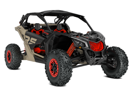 Can-Am Maverick X RS SA Turbo RR 2021